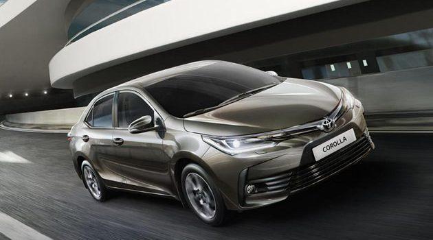 2017年全球 Top 10 新车销量排行榜出炉, Toyota Corolla 蝉联冠军!