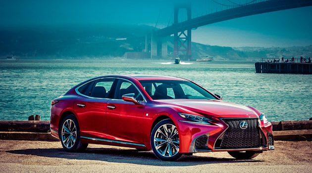 Lexus LS 2018 正式公开预定,价格从RM 799,000起跳!