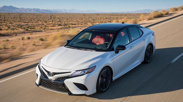 2018 Toyota Camry 真的省油?看看国外油耗测试!