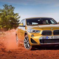 底特律车展: 2019 BMW X2 全球首发!