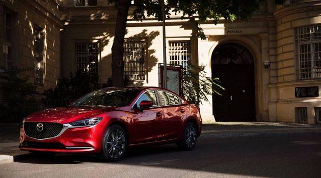 2018 Mazda6 将提供 AWD 和 2WD 选项?