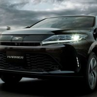 2018 Toyota Harrier 正式移交予第一批客户!