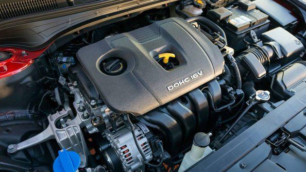 底特律车展: 2019 Kia Forte 正式发表!