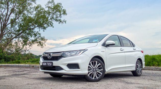 Honda City Hybrid 试驾体验,动力节油兼具!