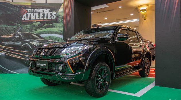 Mitsubishi Triton Athlete 正式发表,价格RM 126,990!