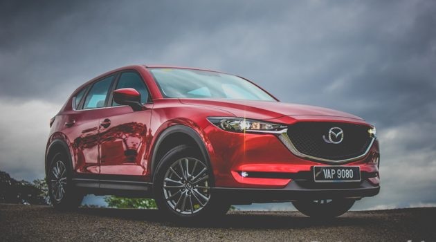 Mazda CX-5 2.0 GL ,重点在性价比!