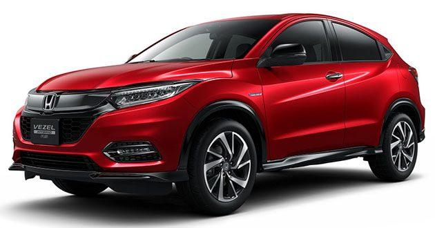 2018 Honda HR-V 会有性能版?或搭1.5 VTEC Turbo引擎!