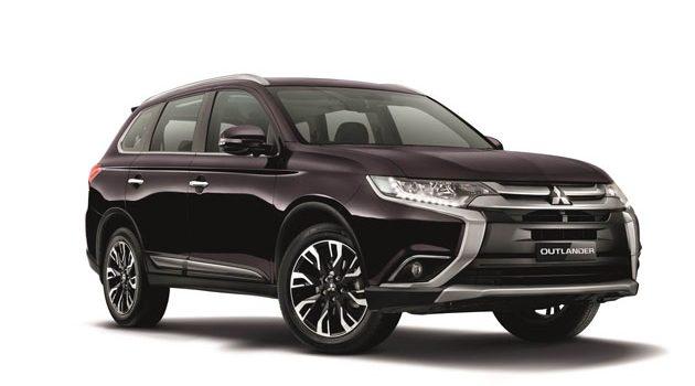 Mitsubishi Outlander 2.4 CKD 发布,配备升级价格下跌!