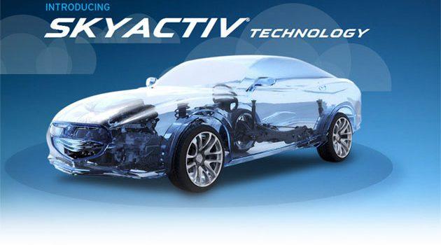 汽油引擎不死! Mazda 表示 Skyactiv 3 排放会更低!