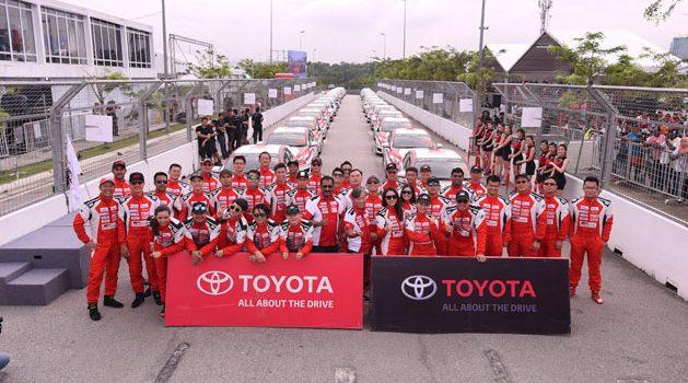 刺激,明星和奖品,尽在 TGR 赛车嘉年华!