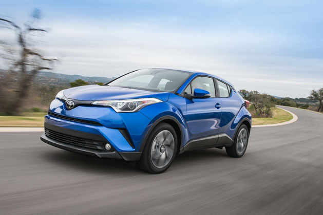 2018 值得期待新车Part 4: Toyota C-HR 2018