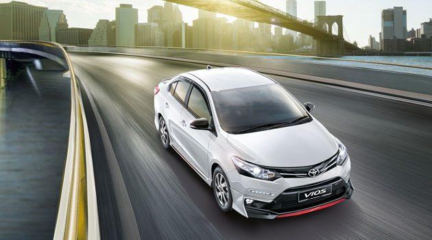 2018 Toyota Vios 升级版开放预订!