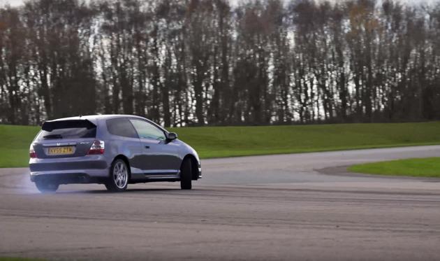 历代 Honda Civic Type R 大战,谁的表现最好?