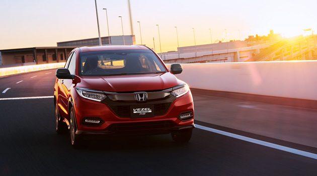 日规 Honda HR-V 小改款官图出炉,2月15日正式发表!