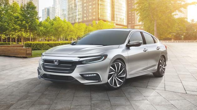 Honda Insight 确定亮相底特律车展,今年第二季上市!