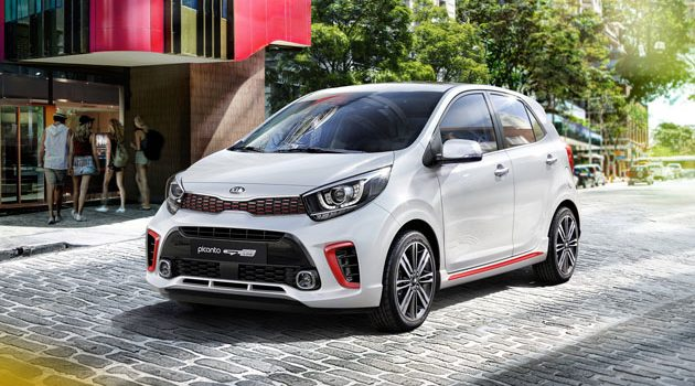 大马市场超值新车 : Kia Picanto JA