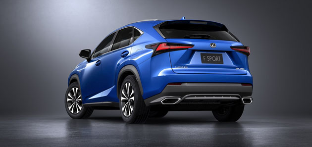 Lexus RX 350L 及 NX 300 我国正式接受预订!