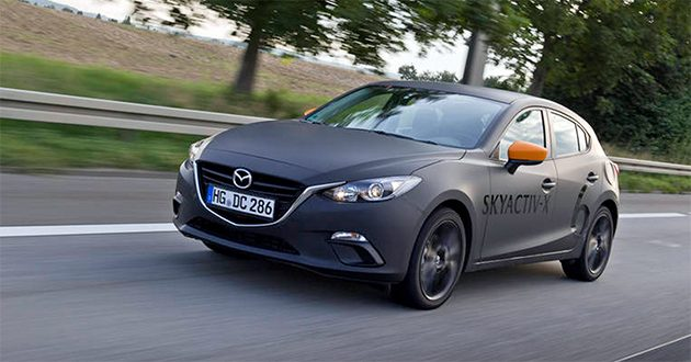 Mazda 新一代 Skyactiv-X 引擎将搭载 Hybrid 系统!