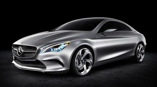 新一代 Mercedes-Benz CLA 首度曝光!
