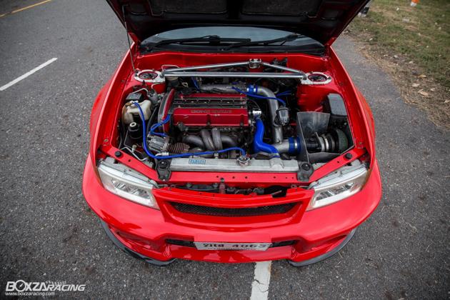 Mitsubishi Evolution V ,400hp的一代街霸!
