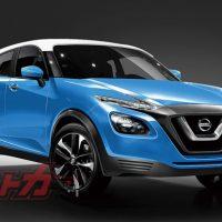 新一代 Nissan Juke 将在今年8月登场!