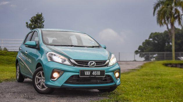 Perodua Myvi 将出口印尼,成为当地的 Daihatsu Sirion !