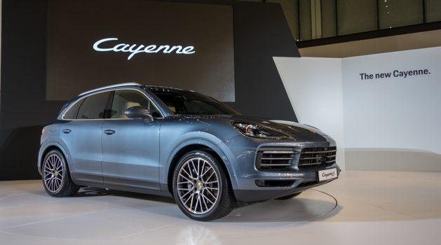 新一代 Porsche Cayenne 登陆我国,正式开放预订!