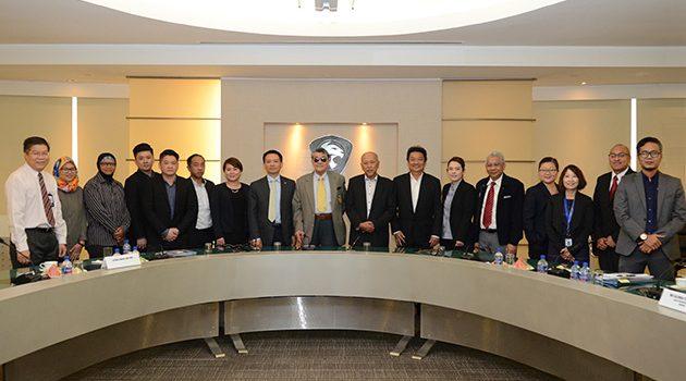 第二批 Proton 经销商签署合约,升级至 3S 和 4S 一站式服务中心!