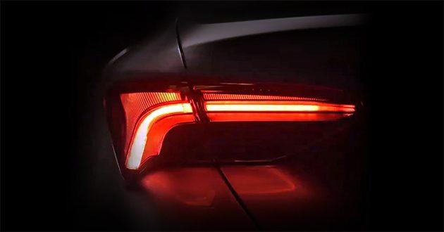 Toyota Avalon 2019 小露尾灯,比头灯还帅!
