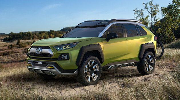 硬派迷你 SUV, Toyota FT-AC 确定投产!