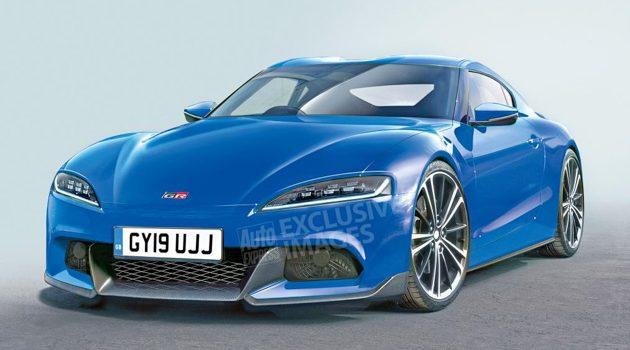 新一代 Toyota Supra 将亮相日内瓦车展!