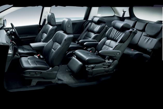 Honda Odyssey 小改款正式登陆我国,售价 RM254,800 !