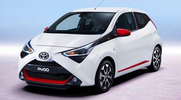 日内瓦车展: 2018 Toyota Aygo 登场,可爱小熊猫!
