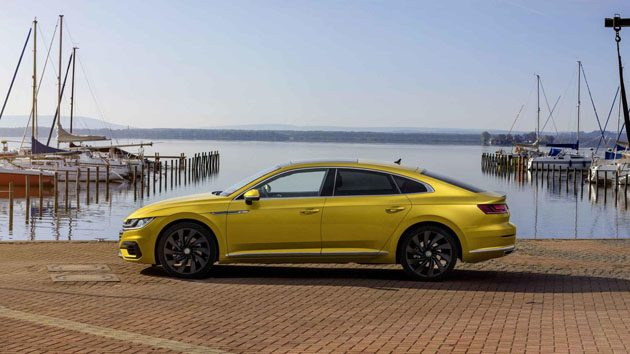Volkswagen Arteon 有望在未来引进大马市场?