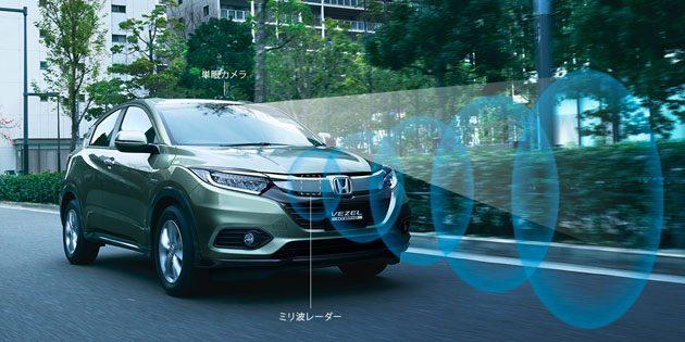 2018 值得期待新车Part 6: Honda HR-V Facelift