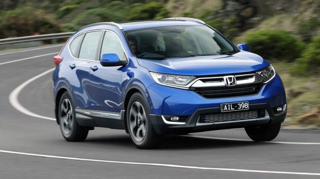 美国 Top 10 最佳中型 SUV , Honda CR-V 再夺榜首!