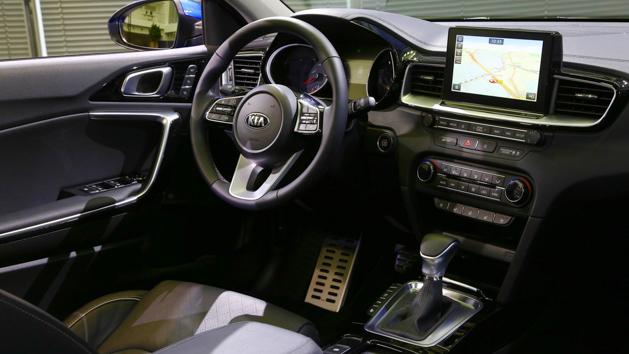 日内瓦车展: Kia Ceed 车展前夕规格出炉!
