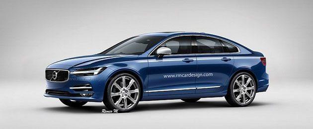 Volvo S40 即将登场? Mercedes CLA要小心了!