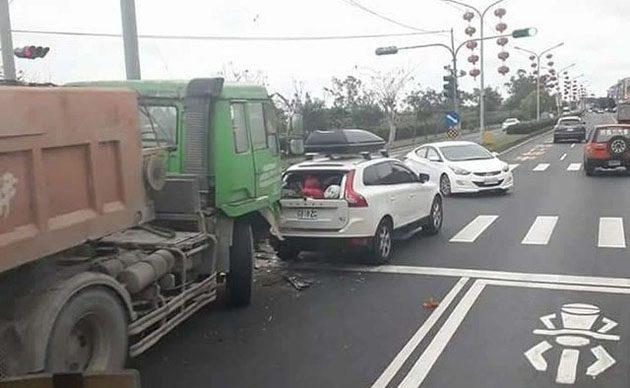 Volvo 安全性怎么样?一张图一目了然!