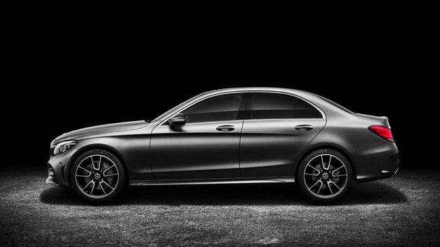 日内瓦车展: 2019 Mercedes Benz C Class 正式发表! Automachi Com