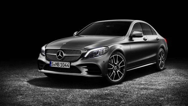日内瓦车展: 2019 Mercedes-Benz C Class 正式发表!