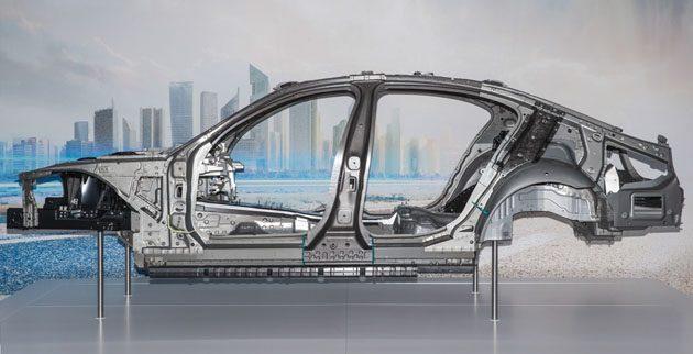 BMW 3 Series G20 更多细节曝光!有望今年上市!