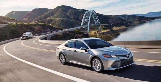 2018 Toyota Camry 成为 Mazda 未来的造车标准!