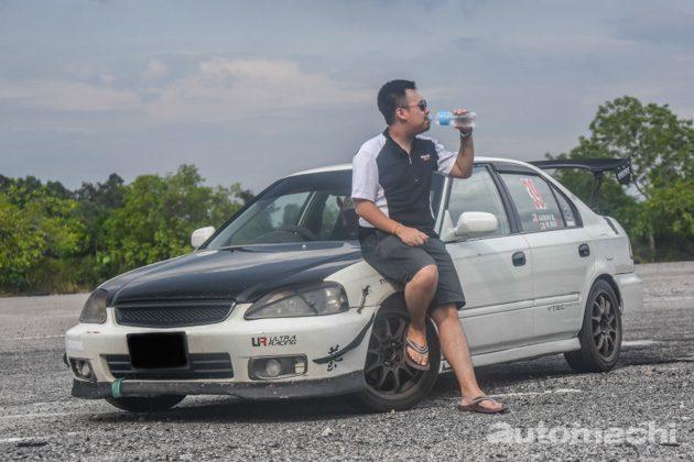 改装无罪: 阿龙哥和他的 Honda Civic EK