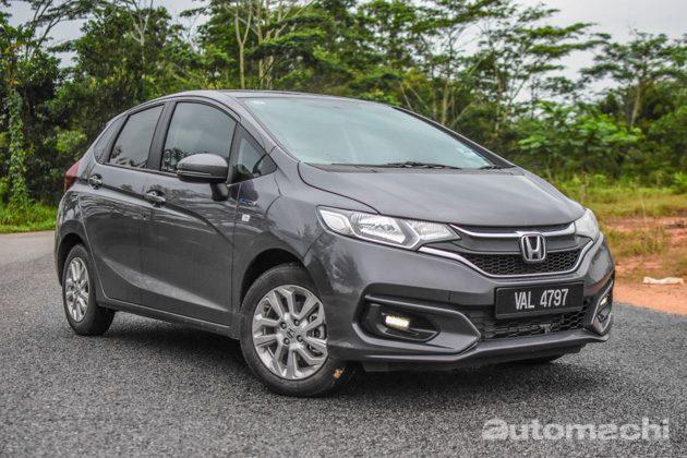 Honda Jazz Hybrid ,集节能和动力于一身!