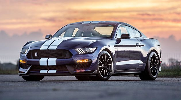 Ford Mustang Shelby GT500 预告登场,史上最强野马诞生!