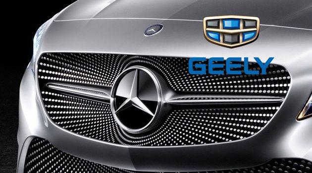 Daimler 高层阻止 Geely 进入监事会!