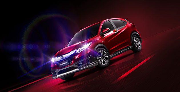 Honda HR-V Mugen 正式登场!限量1,020台!
