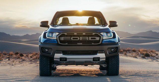 Ford Ranger Raptor 未来将会有13at的版本?