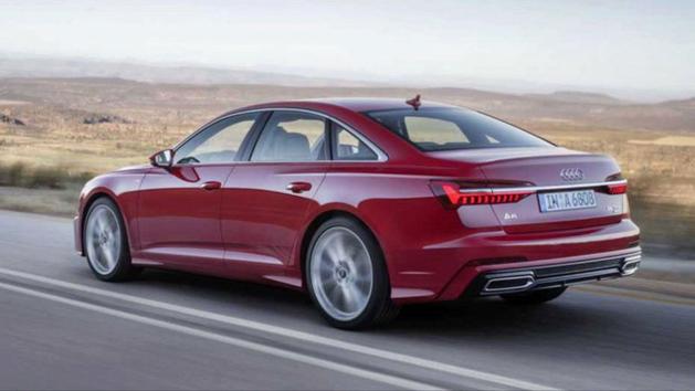 日内瓦车展:新一代 Audi A6 提前曝光!
